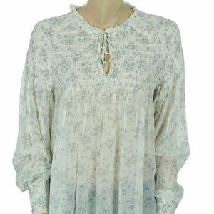 Denim & Supply Ralph Lauren Printed Top  Top XXS